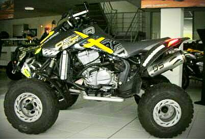 Daddy's  Third Racemonster! Bombardier DS 650 X Baja (2).jpg
